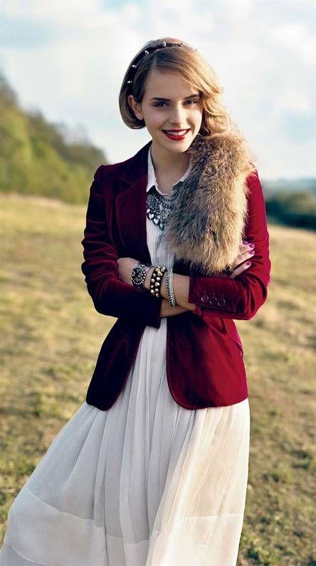 Emma Watson, Bella!