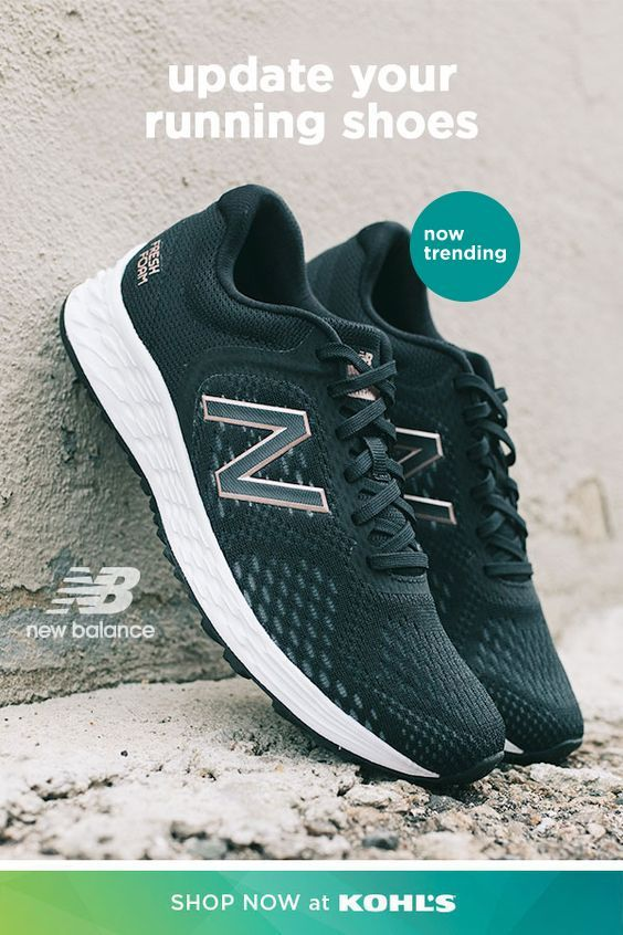 NOW TRENDING: New Balance shoes at Kohl