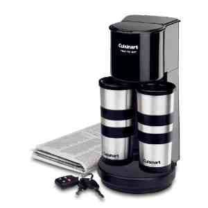 Coffee makers review : Cuisinart TTG-500 Coffeemaker  Review by : Melinda, NV, USA
