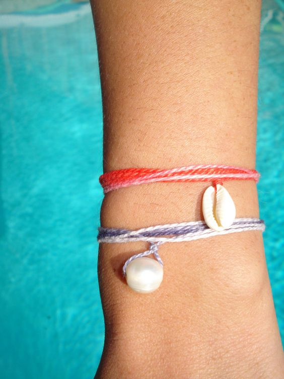 add some fun to your jewelry stack for the summer