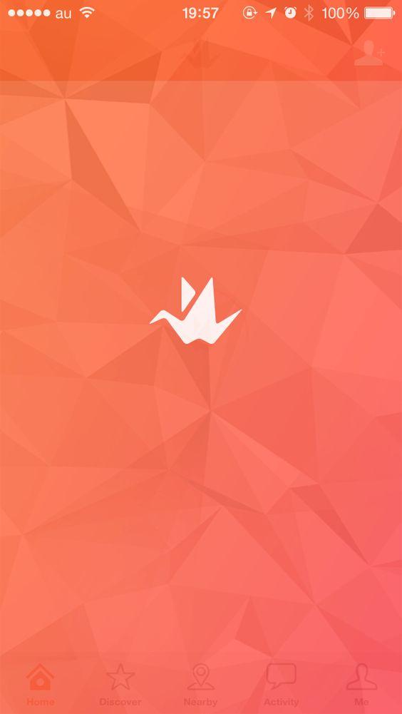 Splash Screens The Right Way: Origami Splash Screen