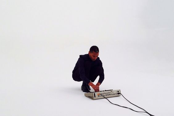 JEFF MILLS WORKING ON INSTRUMENT INSPIRED BY HISTORIC UFO SIGHTING