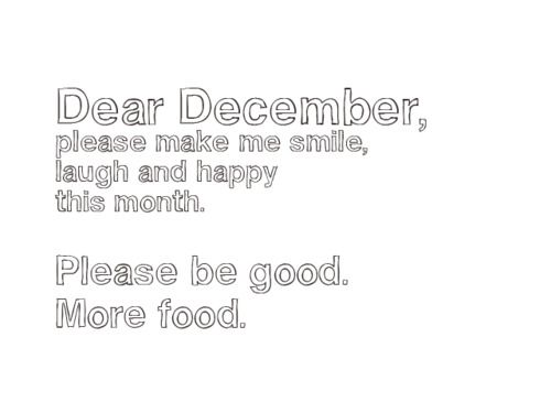 Dear December | Quotes | Pinterest | Funny, December and Love