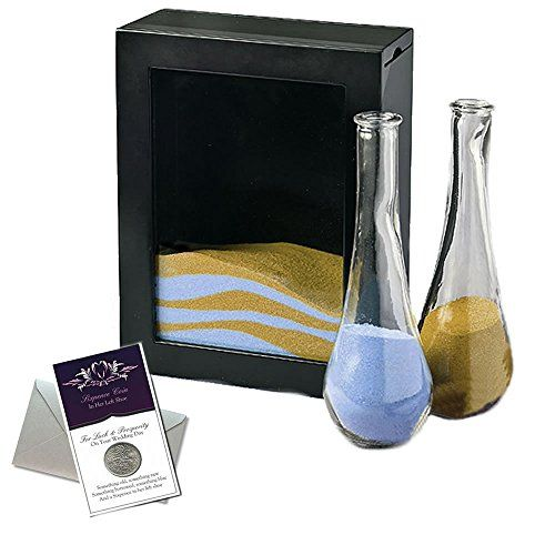 Unity Sand Ceremony Shadow Box Set for Wedding Ceremony with 2 Pouring Vases Favors Depot http://www.amazon.com/dp/B00JMXZ2O0/ref=cm_sw_r_pi_dp_LAk5vb1HM0H1D
