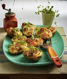 Das Rezept für Bruschetta-Kartoffeln und weitere kostenlose Rezepte auf LECKER.de