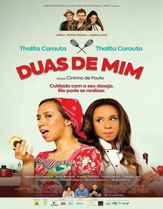 Duas De Mim Nacional Filmes Posteres De Filmes Filmes Brasileiros