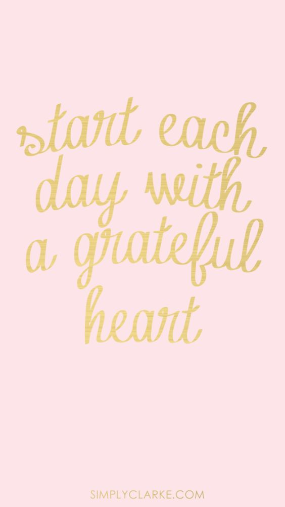 Start each day with a grateful heart. More inspiration at Bed and Breakfast Valencia Mindfulness Retreat Spain: http://www.valenciamindfulnessretreat.org: