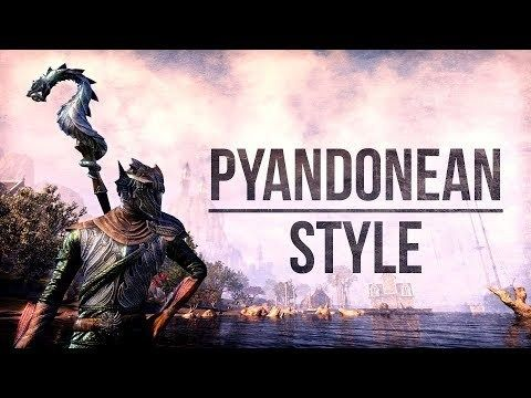 Eso Pyandonean Motif Showcase Of The Pyandonean Maomer Style In The Elder Scrolls Online Freetoplaymmorpgs Elder Scrolls Online Elder Scrolls Female Characters