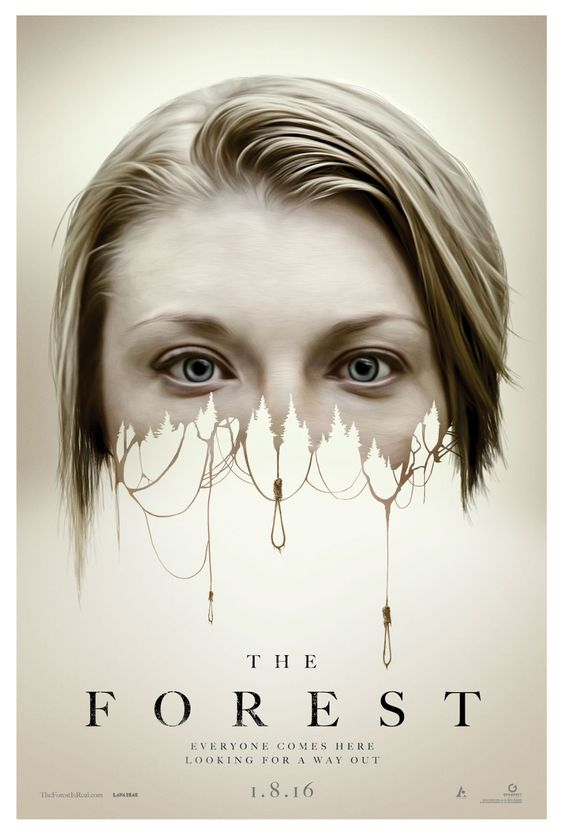 The Forest (2016) Full Movie Poster: