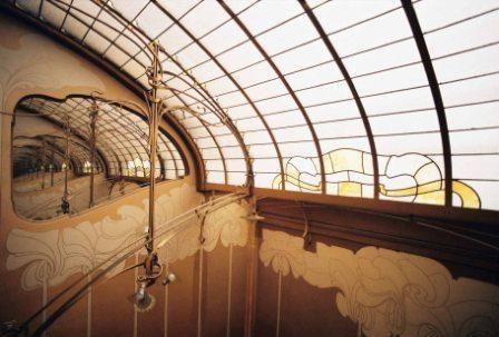 Horta ceiling