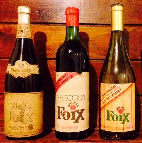Foix... Excelentes vinos de otros tiempos