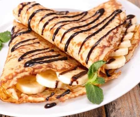 Mais um clássico da sobremesa francesa, o crepe é uma excelente pedida para…