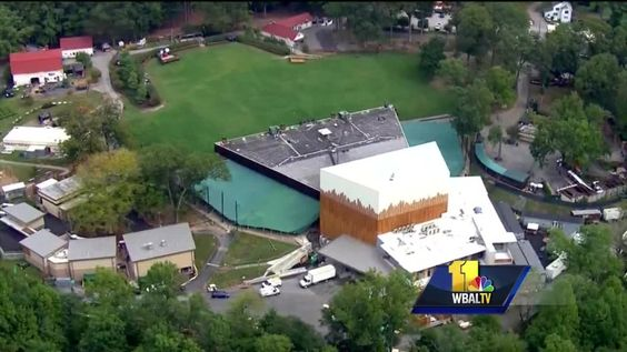 Some residents who live near Merriweather Post Pavilion are complaining about…