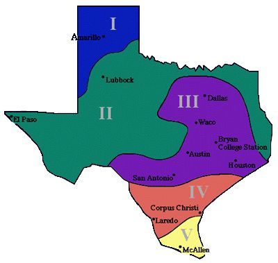 Renee's Articles: When to plant in Texas