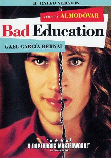 Pedro Almodovar - Bad Education (2004):