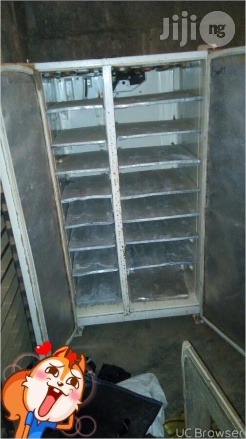 Double Door Ice Block Making Machine For Sale In Ado Odo Ota Buy Manufacturing Equipment From Adewale Adegoke On Ji Manufacturing Making Machine Stuff To Buy