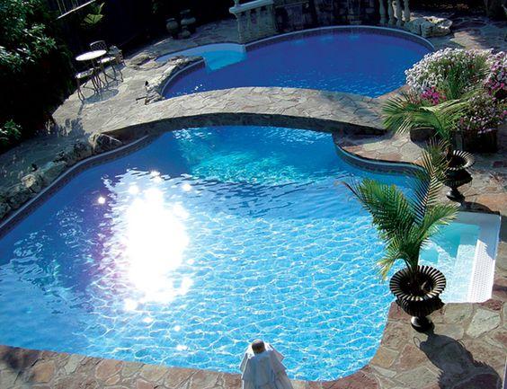 Piscinas de nivel del suelo piscinas and google on pinterest for Se puede fumar en las piscinas