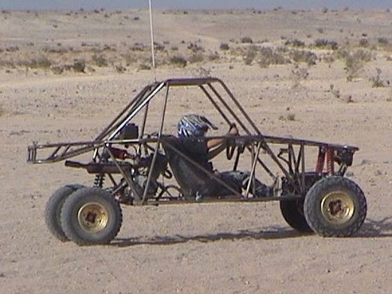Father/Son Desert Kart - DIY Go Kart Forum