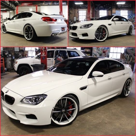 Branden Albert's #BMW M6 Gran Coupe