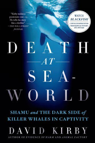 Death at SeaWorld: Shamu and the Dark Side of Killer Whales in Captivity by David Kirby,http://www.amazon.com/dp/1250031257/ref=cm_sw_r_pi_dp_YaKlsb0VDFAV97G3