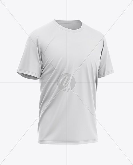 Download Men S Loose Fit Graphic T Shirt Front Half Side View In Apparel Mockups On Yellow Images Object Mockups Clothing Mockup Mockup Free Psd Shirt Mockup