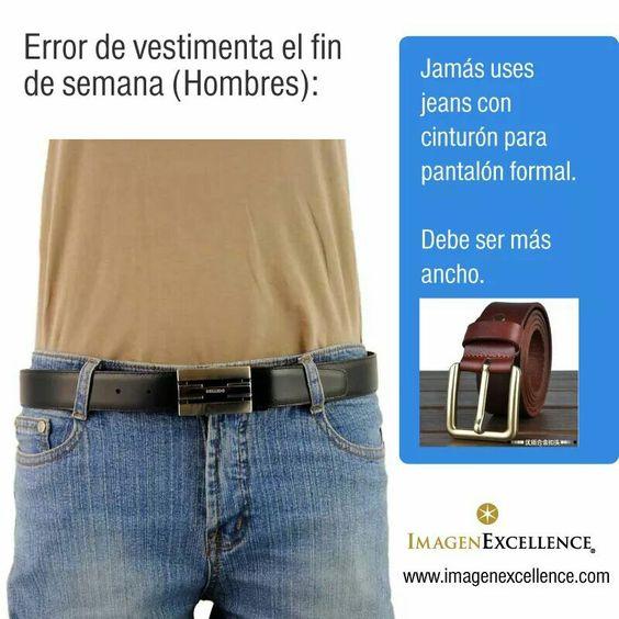Error de vestimenta