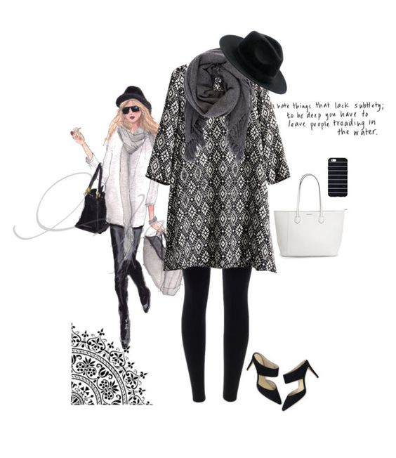 """""""CUTE"""" by deerfoxowl ❤ liked on Polyvore featuring beauty, H&M, Boden and Isabel Marant"""