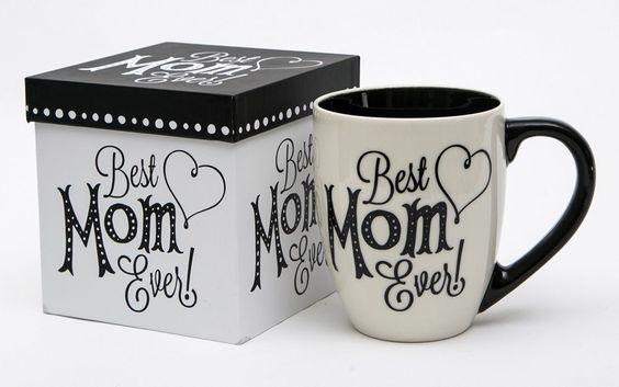 Details about CYPRESS HOME Black Ink Ceramic Mug Cup O\'Joe 18 oz ...
