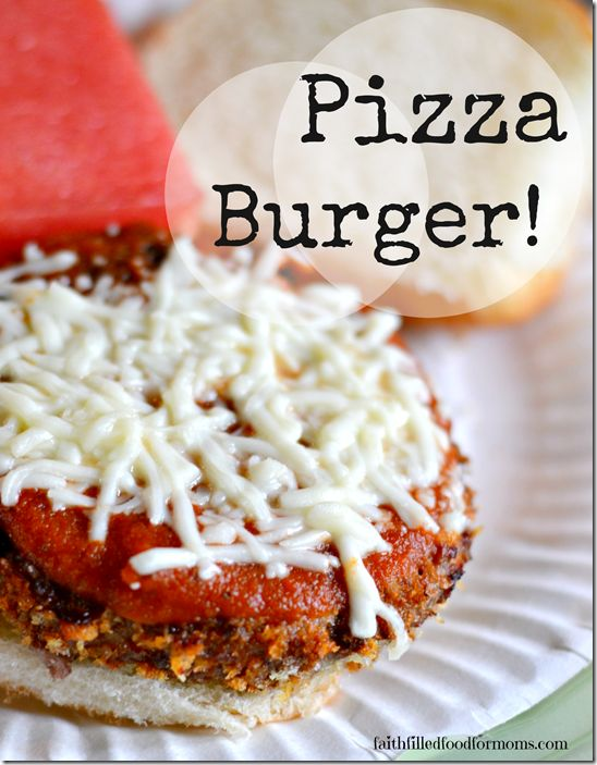 how to make hamburger patties easy