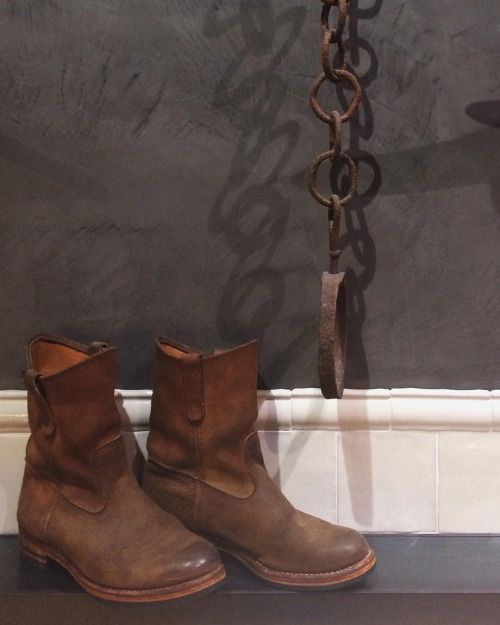 redwingshoestoreamsterdam:   A few years back... | Redhouse.ca