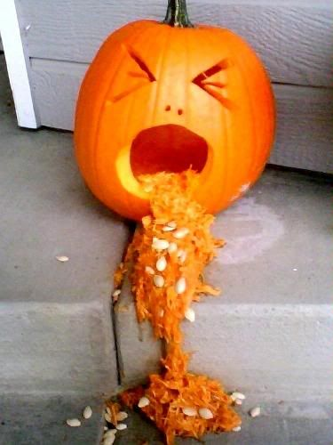 Pumpkin Carving Idea: