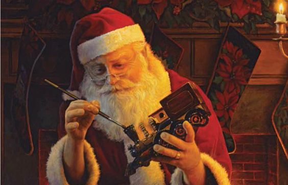 What Prophets Have Said About Santa Claus