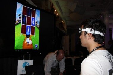 """Mind Games: Will Brain Power Be the Future of Play? (Remember the 1983 movie """"Brainstorm""""?)"""