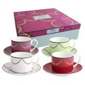 regal cups and saucers Garland