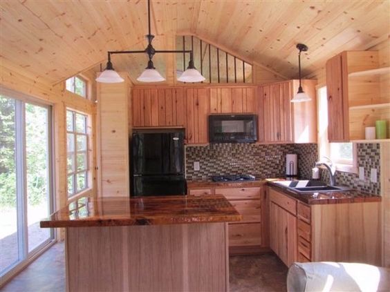Park Model Homes Interiors Pricing Financing Lofted Park