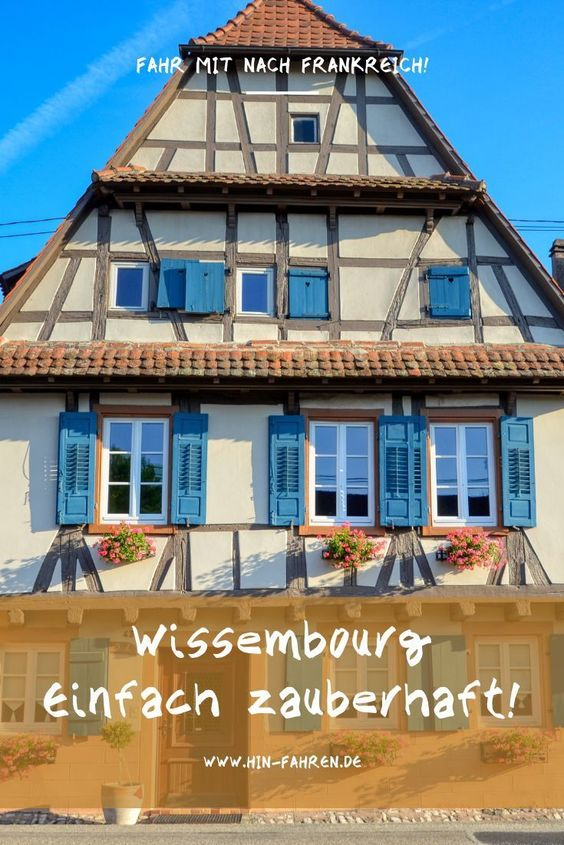 Weissenburg 5 Tipps Mit Wohnmobil In Der Stadt Im Elsass Elsass Urlaub Elsass Und Kurztrip