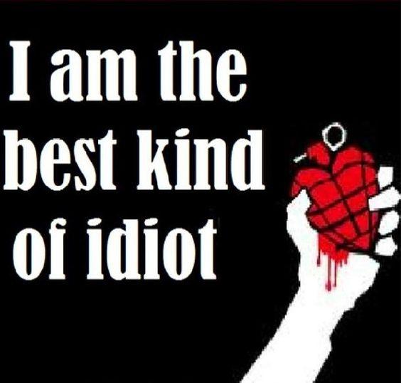idiot - photo #29