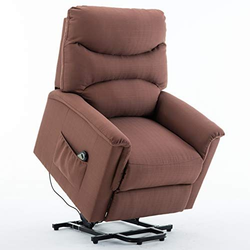 Mecor Power Lift Chair For Elderly Electric Lift Chair Recliner With Remote Control Fabric Recliner Chair Living Room So Recliner Chair Lift Recliners Recliner