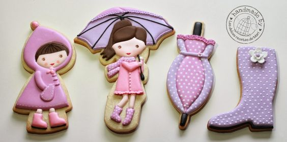 Las dulces recetas de Mari: GALLETAS DECORADAS