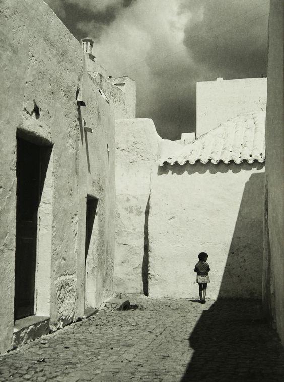 Artur Pastor - Algarve, década de 40.: