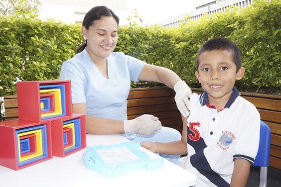 Es hora de ponerse al día con las  vacunas de sus hijos