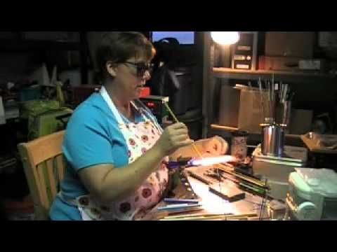 How to make lampwork beads.....