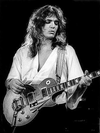 Tommy Bolin (August 1, 1951 - December 4, 1976) American guitarst (the band Deep Purple) Also played with the James gang and zephyr.