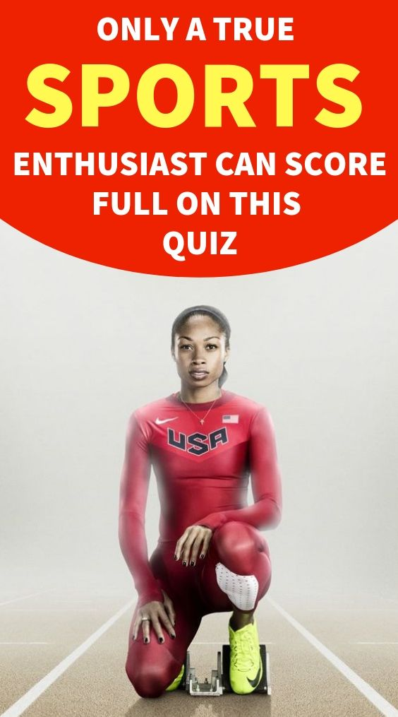 Sports Quiz For Sports Enthusiasts In 2020 Trivia Questions And Answers Sports Quiz Sports Trivia Questions