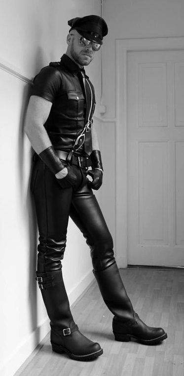 Ideal Leather Man