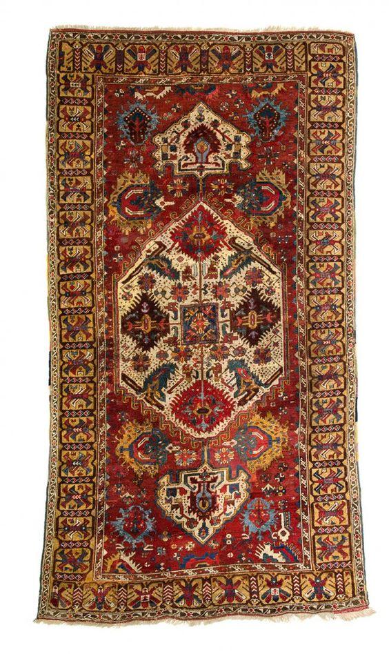 Isfahan Rug Motifs Beautiful Vintage Isfahan Persian Rug