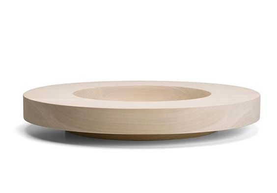 Wooden Bowl from Vincent van Duysen's Primitive series for Belgian company When Objects Work. Beautiful simple and clear shape made from tullip wood. It's still on my want-to-have list.