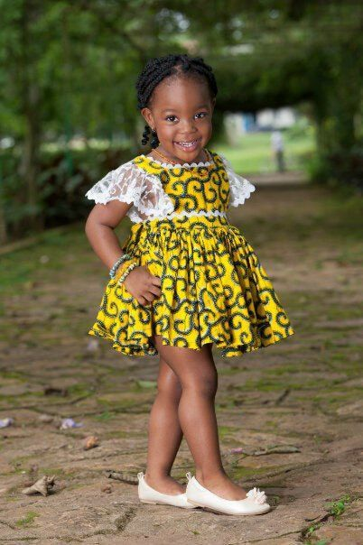 Ankara Xclusive: Modern Ankara Styles for kids 2018 That Will Blow Your Mind