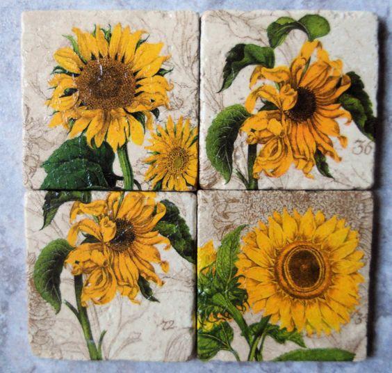 Kitchen Decor Catalogs: ... Sunflower Décor For Serenity