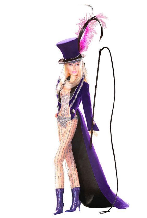 Cher Bob Mackie Barbie Doll